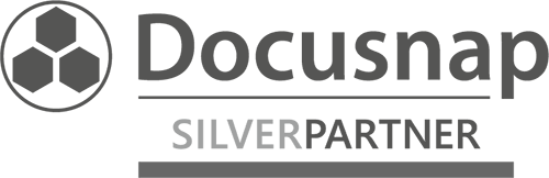 Logo: Docusnap Silver Partner