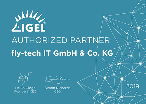 Logo: IGEL Authorized Partner
