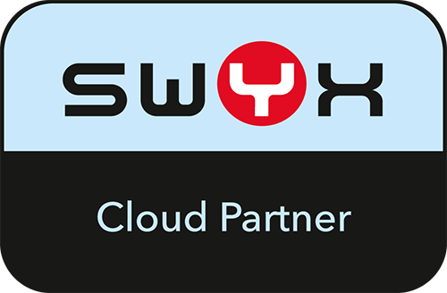 Logo: SWYX Cloud Partner