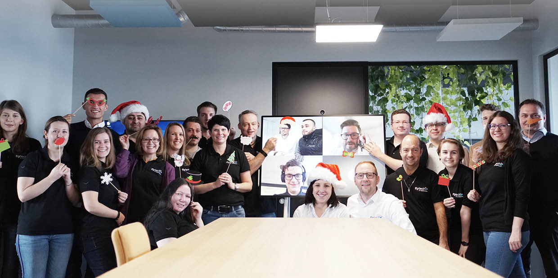 fly-tech-team wünscht frohe Weihnachten