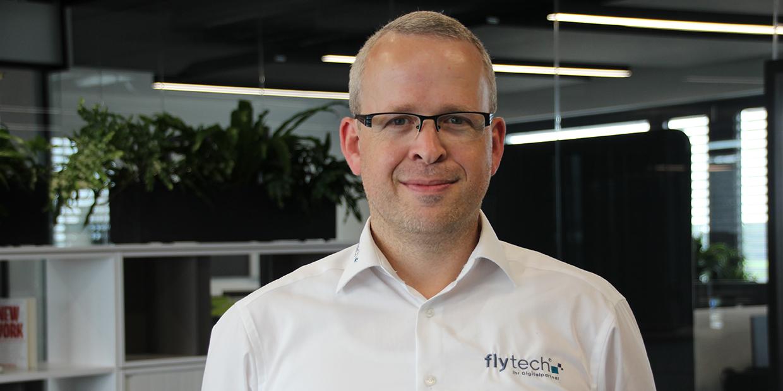 Christian Köhler, Leiter Datenschutz bei fly-tech
