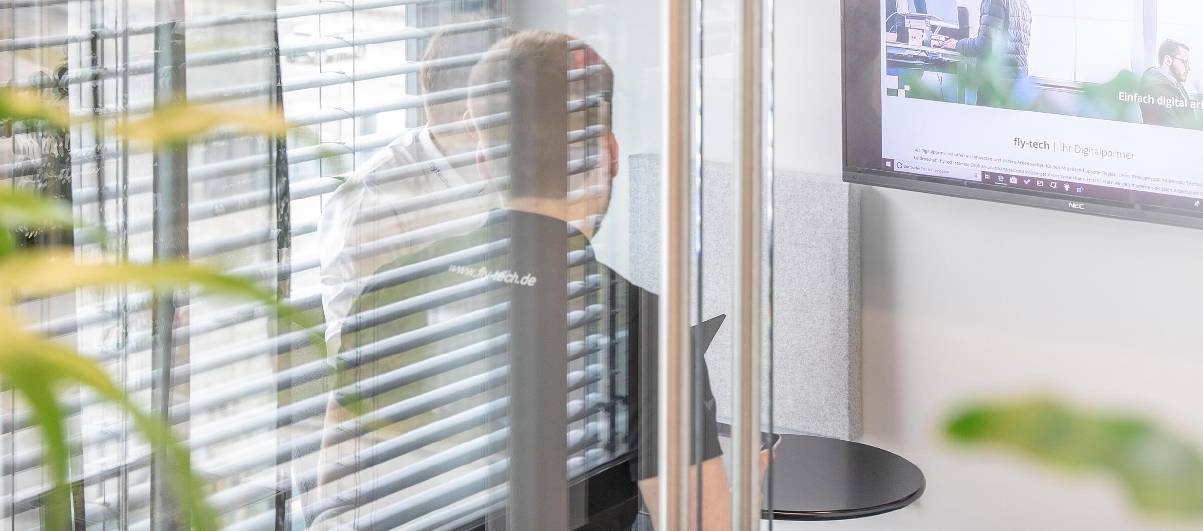 IT Consulting: IT Consultants in den Räumen von flytech
