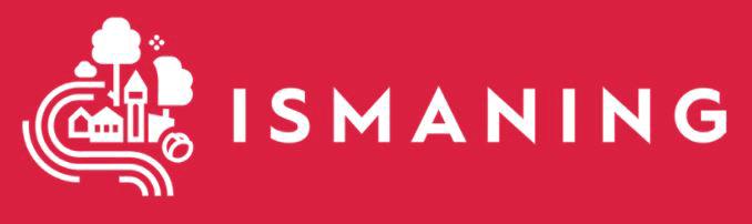 Logo der Gemeinde Ismaning