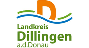 Logo des Landkreises Dillingen