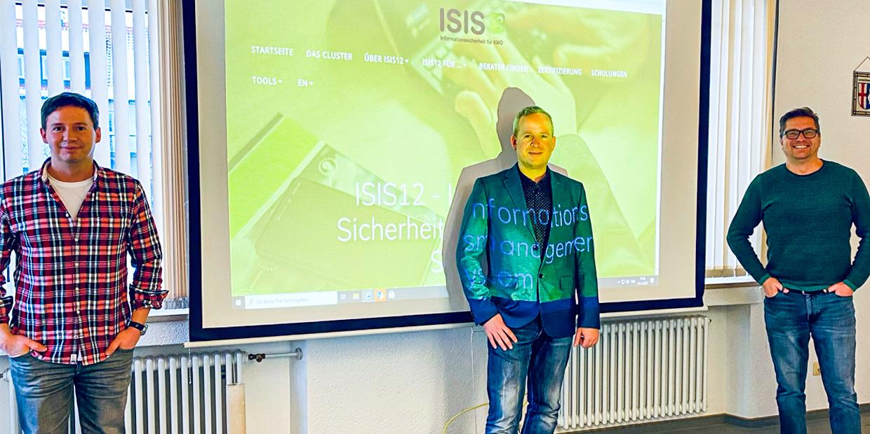 ISIS12 bei der VwG Memmingerberg