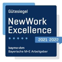 New Work Excellence Siegel
